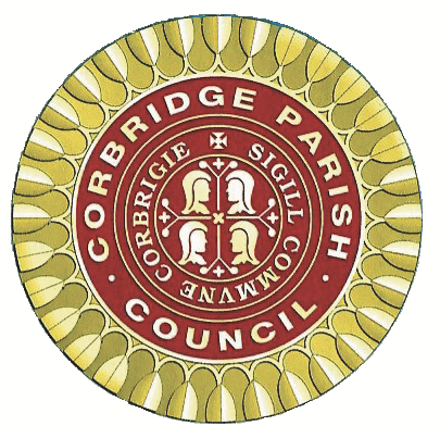 Corbridge PC logo